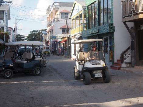 'Streets' of San Pedro