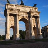 Milan, Parco Sempione
