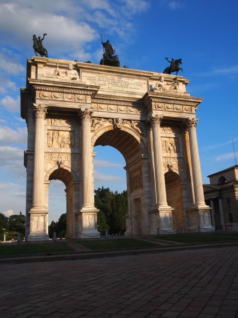 Arco delle Pace