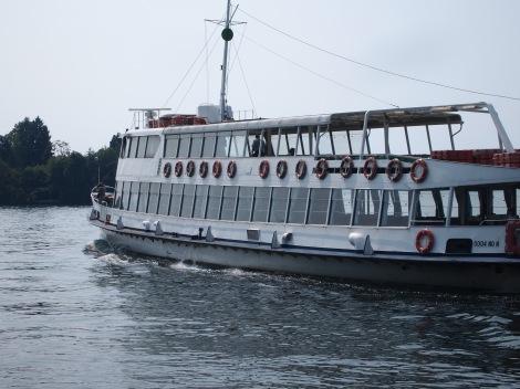 Lago Maggiore ferry