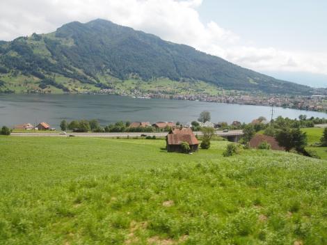 Pastoral Switzerland