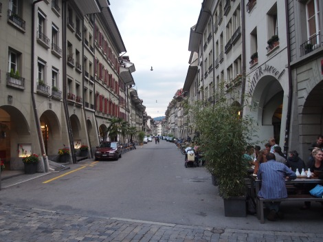 Rauthausgasse in the aldstadt