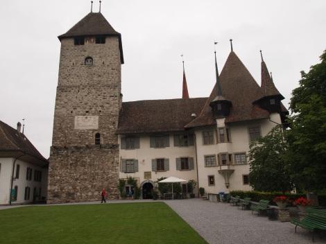Spiez Castle (Schloss Spiez)