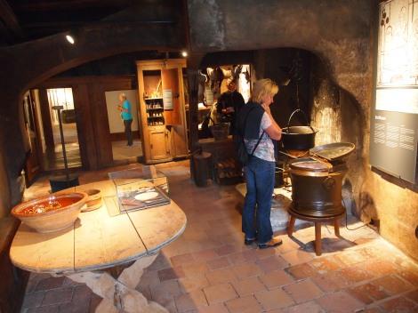 Schloss kitchen
