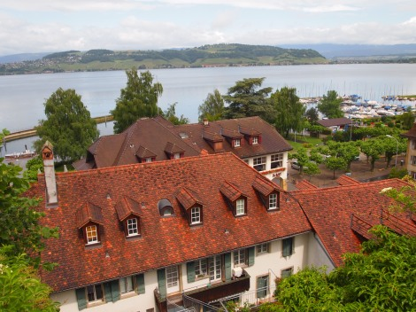 Murten roof tops