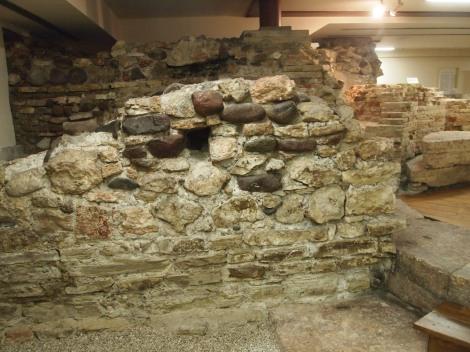Tridentum ruins