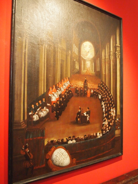 Council of Trent in 16th century