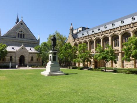 South Australia University